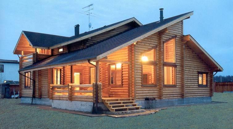 Maison En Bois Pologne Prix  Avie Home